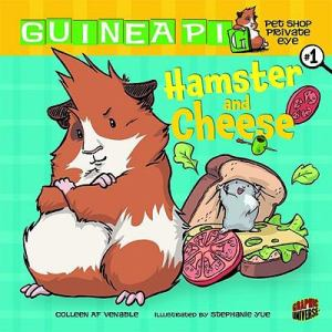 Guinea Pig, Pet Shop Detective