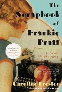 Scrapbook of Frankie Pratt