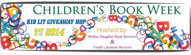 Children's Book Week 2014 Kidlit Giveaway Hop