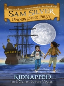 Sam Silver: Undercover Pirate. Kidnapped