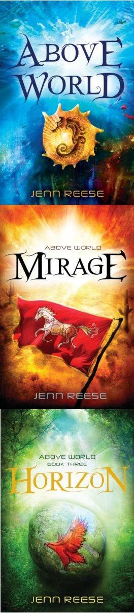 Above World Trilogy