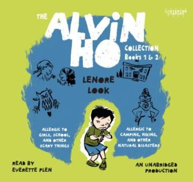 Alvin Ho Collection by Lenore Look