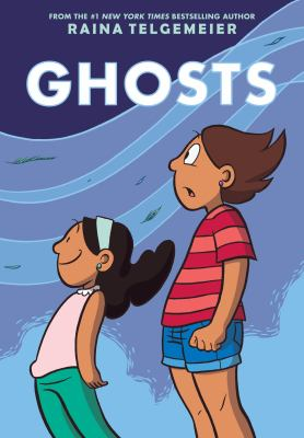 cover of Ghosts by Telgemeier