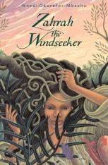 cover of Zahrah the Windseeker by Okorafor