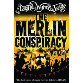Merlin Conspiracy by Diana Wynne Jones