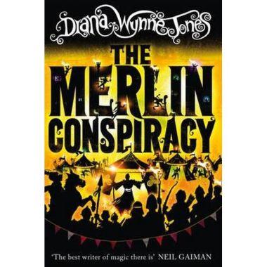Merlin Conspiracy by Diana Wynne Jones