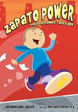 Zapato Power: Freddie Ramos Takes off by Jacqueline Jules