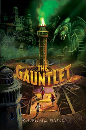The Gauntlet by Karuan Riazi