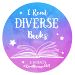 #ReadDiverse2017 5 Points