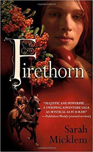 Firethorn by Sarah Micklem