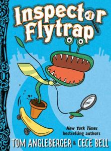 Inspector Flytrap by Tom Angleberger & Cece Bell