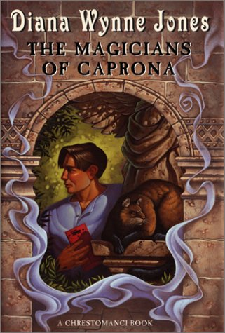 Magicians of Caprona by Diana Wynne Jones
