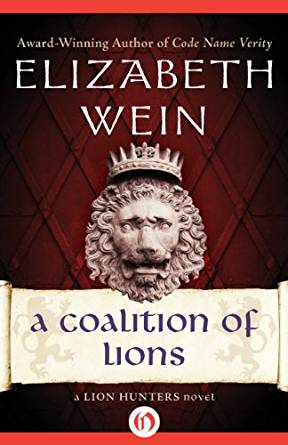 A Coalition of Lions by Elizabeth Wein