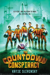 The Countdown Conspiracy by Katie Slivensky