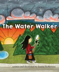 Water Walker by Joanne Robertson