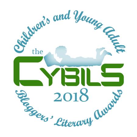 Cybils 2018 Logo
