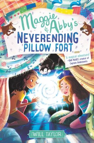Maggie & Abby's Neverending Pillow Fort by Will Taylor