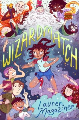 Wizardmatch by Lauren Magaziner