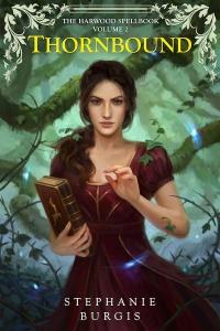 Thornbound by Stephanie Burgis