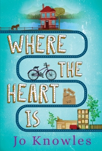 Where The Heart Is final cover