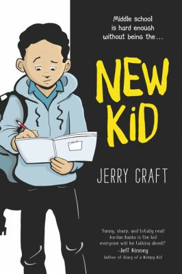 New Kid by Jerry Craft