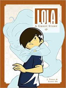 Lola by J. Torres and Elbert Or