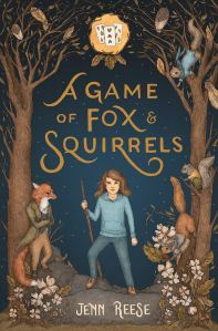 Cover of A Game of Fox and Squirrels by Jenn Reese
