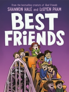 Best Friends by Shannon Hale and LeUyen Pham.