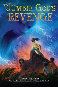 The Jumbie God's Revenge by Tracey Baptiste