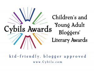 Cybils Awards 2020 logo