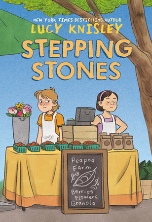 Stepping Stones by Lucy Knisley
