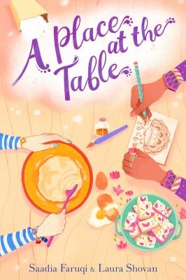 Cover of A Place at the Table by Saadia Faruqi & Laura Shovan