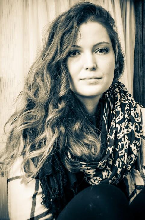 Author Brita Sandstrom