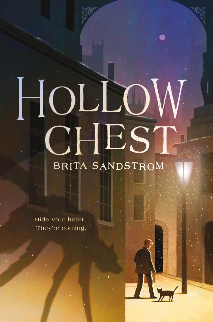 Cover of Hollow Chest by Brita Sandstrom