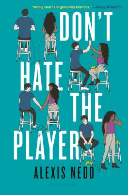 Cover of Don't Hate the Player by Alexis Nedd